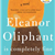 Book cover of Eleanor Oliphant is Completely Fine showing woman wearing orange skirt and brown blous