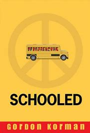 Schooled by Korman book cover