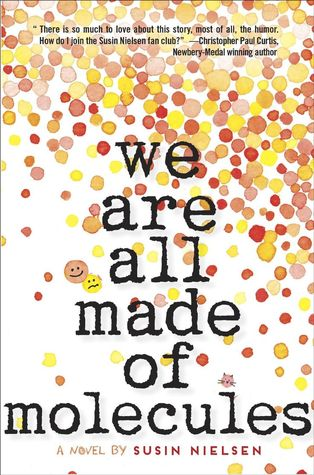 We Are All Made of Molecules by Nielsen book cover