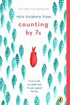 Counting by 7s by Sloan book cover