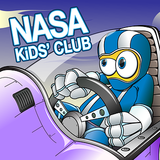 Link to NASA's kids club Opens in new window
